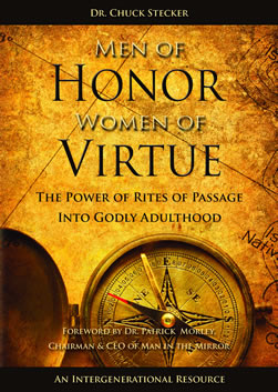 Men of Honor Women of Virtue book picture.